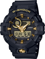 Casio G-Shock Super Illuminator GA710B-1A9