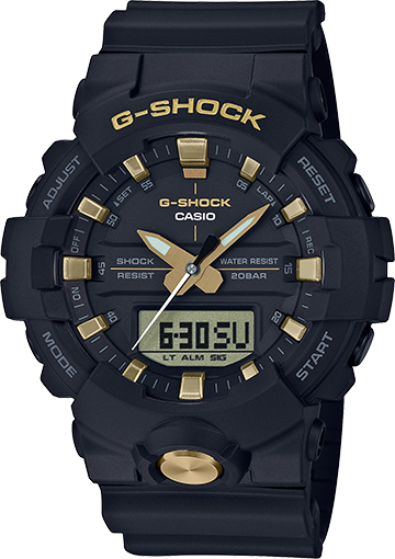 Casio G-Shock Super Illuminator GA810B-1A9