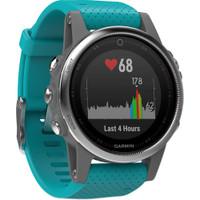 9a31278c5f0 Garmin Fenix Chronos GPS Watch With Titanium Hybrid Band