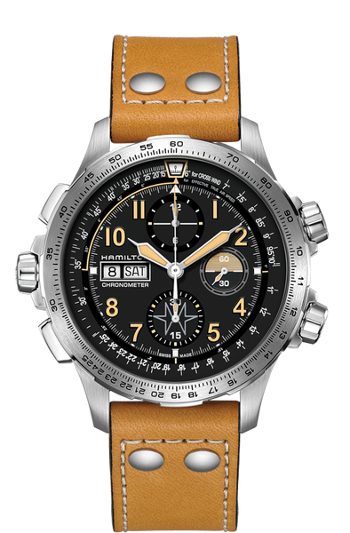 KHAKI X-WIND DAY DATE AUTO CHRONO - LIMITED EDITION  H77796535