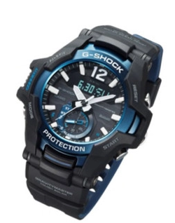 Casio G-Shock Bluetooth Gravity Master GRB-100-1A2