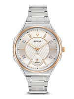 Bulova Curv Ladies' Curv Watch 98P182