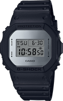 Casio G-Shock Classic Digital Mirror Face  DW-5600BBMA-1