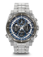 Bulova Men's  Precisionist Chronograph Watch- 98B316