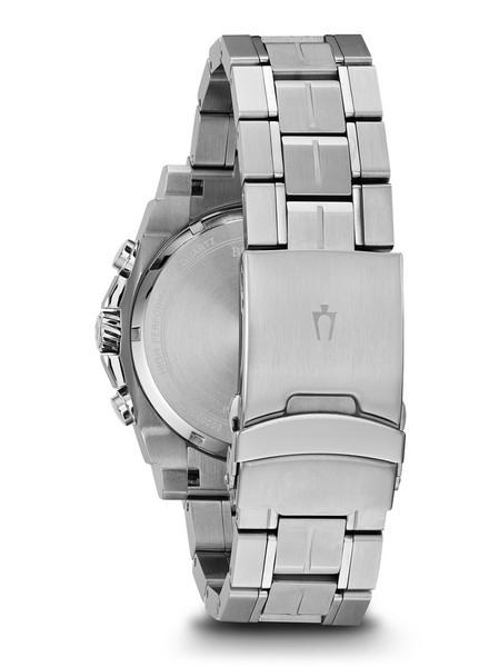 b993ec071 Bulova Men's Precisionist Chronograph Watch- 98B316