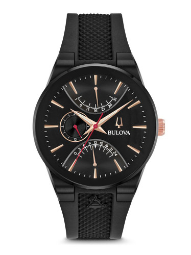 Bulova Special Latin GRAMMY® Edition Men's Modern Watch 98B321