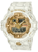 "Casio G-Shock 35th Anniversary ""Glacier Gold"" GA-735E-7"