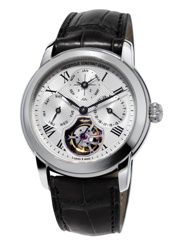 Frederique Constant QP TOURBILLON MANUFACTURE FC-975MC4H6 (Limited To 88 Pieces)