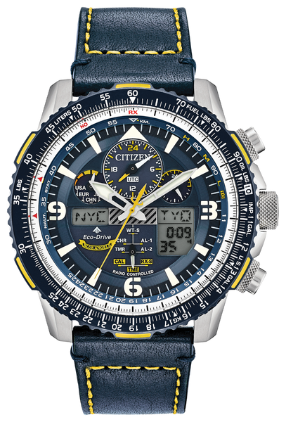 Citizen PROMASTER SKYHAWK A-T Blue Angels JY8078-01L