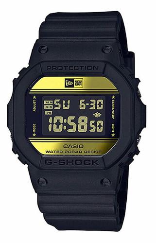 """Casio G-Shock """"NEW ERA"""" Collaboration DW-5600NE-1"""