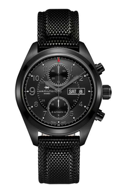 Hamilton KHAKI FIELD AUTO CHRONO H71626735 (Jack Ryan Watch)