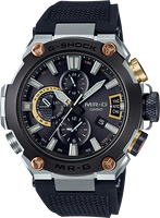 Casio G-Shock MR-G GPS Atomic Solar Hybrid Bluetooth MRGG2000R-1A Soft Fluoro-Rubber