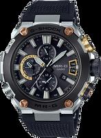 Casio G-Shock MR-G GPS Atomic Solar Hybrid Bluetooth MRGG2000R-1A Soft Fluoro-Rubber