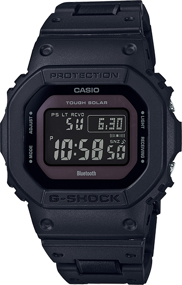 Casio G-Shock Digital Connected Composite Band GWB5600BC-1B