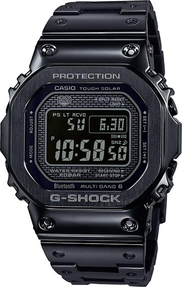 Casio G-Shock Stainless Full Metal 5000 Series - GMWB5000GD-1
