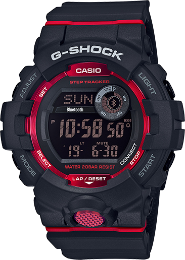 Casio G-Shock Step Tracker GBD800-1