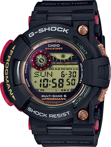 G-Shock Frogman 35th Anniversary Limited Edition GWF-D1035F-1