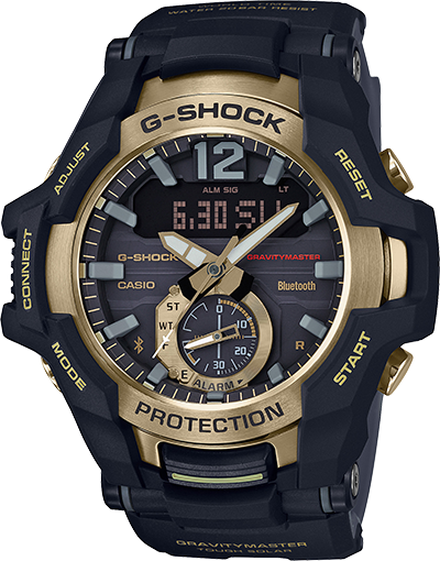 Casio G-Shock Bluetooth Gravity Master GRB100GB-1A