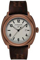 JeanRichard 1681 Central Seconds Brown PVD 60320-11-852-FKBA