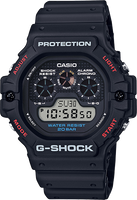 Casio G-Shock 3 Eyes 35th Anniversary DW5900-1