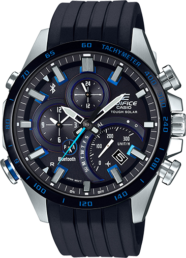 Casio Edifice Tough Solar Bluetooth EQB501XBR-1A