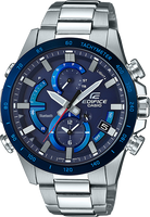 Casio Edifice Solar Super LED Bluetooth Chronograph EQB900DB-2A
