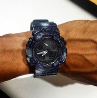 *SOLD OUT* Casio G-Shock Volar Artist Series Deep Space GA110MB-1A (#1/1 Worldwide)