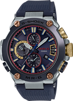 Casio G-Shock MR-G GPS Atomic Solar Hybrid Bluetooth MRGG2000RJ-2A Soft Fluoro-Rubber