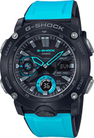 "Casio G-Shock Ana-Digital ""G Carbon"" GA-2000-1A2"