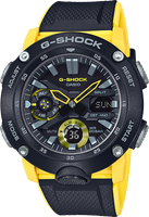 "Casio G-Shock Ana-Digital ""G Carbon"" GA-2000-1A9"