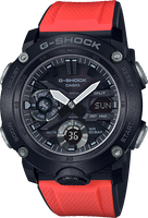 "Casio G-Shock Ana-Digital ""G Carbon"" GA-2000E-4"