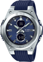 Casio G-MS Tough Solar Ana-Digital MSGC100-2A