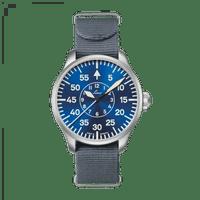Laco Pilot Watches AACHEN BLAUE STUNDE 42 Automatic