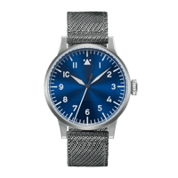 Laco Pilot Watches Original MUNSTER BLAUE