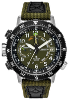 Citizen Eco-Drive BN5050-09X Promaster Tough Altichron