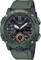 Casio G-Shock GA2000-3A Digital Shock Resistant Watch