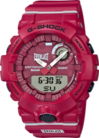 Casio G-Shock GBA800EL-4A Limited Edition Everlast Red Watch