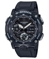 Casio G-Shock GA-2000S-1 Front Button Watch