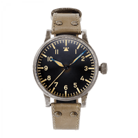 Laco Pilot Watch Original REPLIKA 55 ERBSTUCK 861940