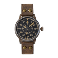 Laco Pilot Watch Original DORTMUND ERBSTUCK 861938
