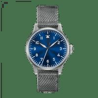 Laco Pilot Watch Original MEMMINGEN BLAUE STUNDE 862083