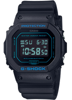 Casio G-Shock DW5600BBM-1 Monotone Finish Full Resin Shockproof Watch