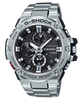 Casio G-Shock GST-B100D-1A G-STEEL Stainless Steel Analog Men's Watch