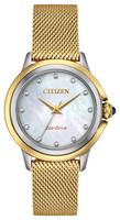Citizen EM0794-54D Ceci Gold Bracelet