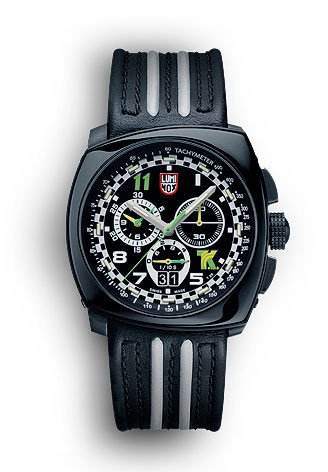 Luminox Tony Kaanan Steel Chronograph A.1142