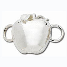 Convertible Sterling Silver Apple Clasp