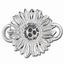 Convertible Sunflower Clasp