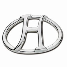 Convertible Sterling Silver H Initial Clasp