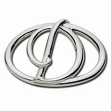 Convertible Sterling Silver D Initial Clasp