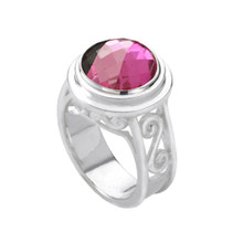 Kameleon Scroll Ring